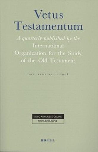 Vetus Testamentum - Image: Vetus Testamentum
