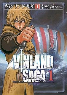 <i>Vinland Saga</i> (manga) Japanese manga series and its adaptation
