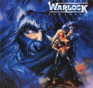 <i>Triumph and Agony</i> 1987 studio album by Warlock