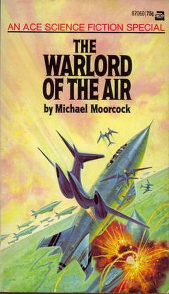 Warlord of the Air - cover of the first edition