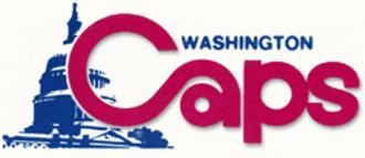 Washington Caps - Image: Washington Caps ABA