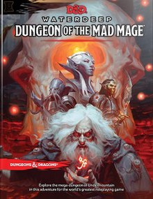 Waterdeep: Dungeon of the Mad Mage - Wikipedia