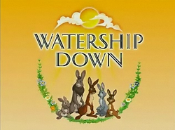 watership down rabbit god