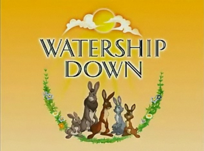 Picture of a TV show: Watership Down