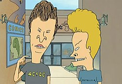 Movie the and Beavis porn butthead