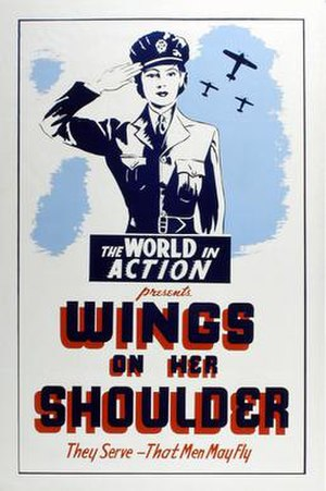 Wings on Her Shoulder - Theatrical poster