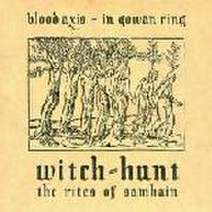 Blood Axis - Image: Witch Hunt Cover