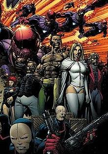 Hellfire Club (comics) - Wikipedia