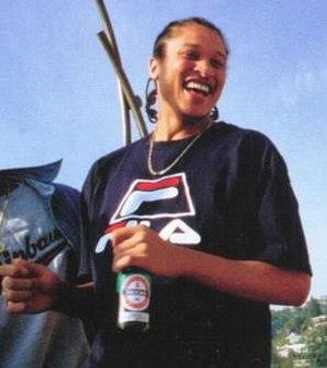 Yaki Kadafi - Kadafi, circa 1996.