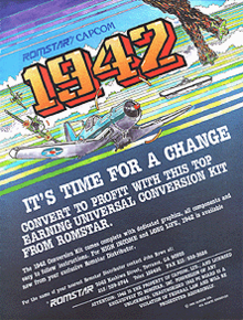 1942 arcade flyer.png
