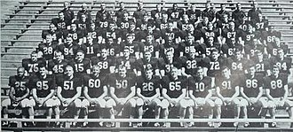 1964 Illinois Fighting Illini football team - Image: 1964 Illinois Fighting Illini football team