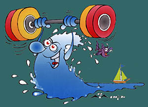 1999 World Weightlifting Championships - Image: 1999 World Weightlifting Championships logo