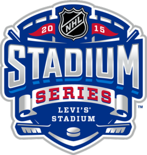 2015 NHL Stadium Series - Image: 2015 NHL Stadium Series Logo