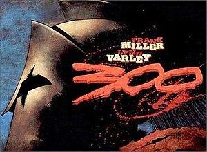 300 (comics) - book cover