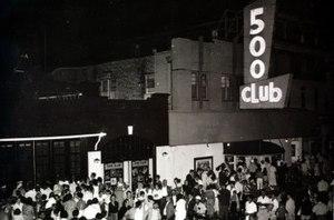 500 Club - The 500 Club