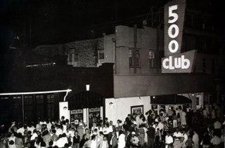 500 Club Nightclub and supper club in Atlantic City, New Jersey,