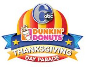 6abc Dunkin' Donuts Thanksgiving Day Parade - Parade logo introduced in 2011