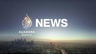 Al Jazeera America News - Title Card