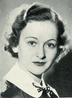 Eileen Erskine British actress (1914-1995)