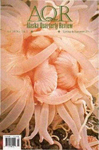 The Alaska Quarterly Review - Image: Alaska Quarterly Review (cover) Spring Summer 2011