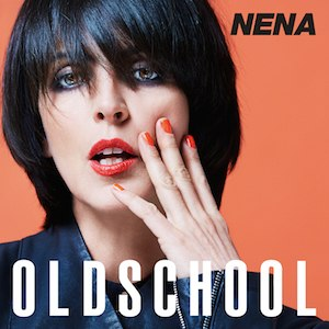 "Oldschool (Nena album) - Image: Album cover Nena ""Oldschool"""