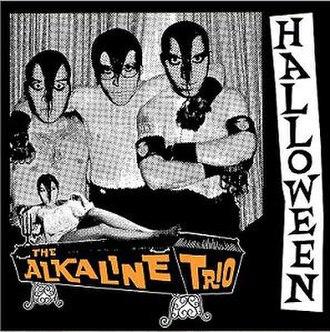 Halloween (Misfits song) - Image: Alkaline Trio Halloween cover
