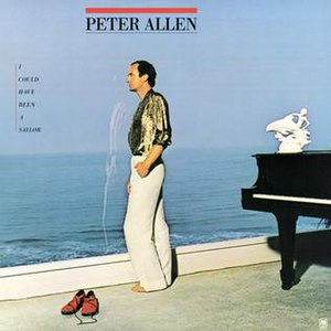 I Could Have Been a Sailor - Image: Allen, peter i could have been a sailor cover