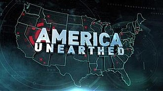 America Unearthed - Image: America Unearthed logo