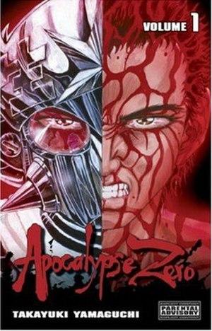 Apocalypse Zero - Image: Apocalypse Zero vol 1 Cover