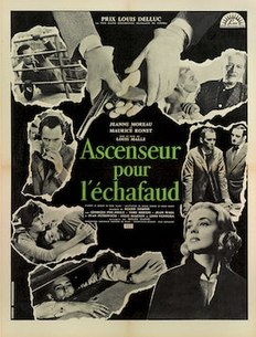 <i>Elevator to the Gallows</i> 1958 film by Louis Malle