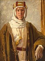 Colonel T.E. Lawrence (1919)