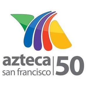 KEMO-TV - Image: Azteca San Francisco logo