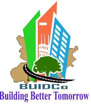Bihar Urban Infrastructure Development Corporation - Image: BUIDCO logo