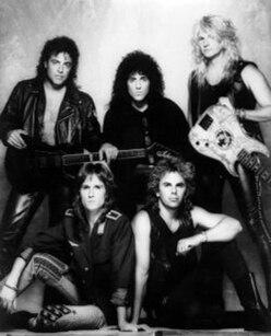 Bad English American glam metal supergroup