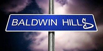 Baldwin Hills (TV series) - Image: Baldwin Hills Title