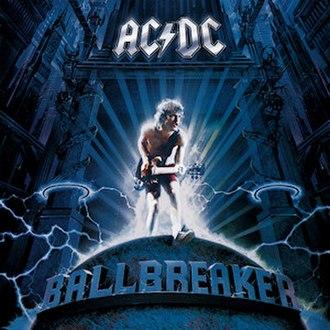 Ballbreaker - Image: Ballbreaker