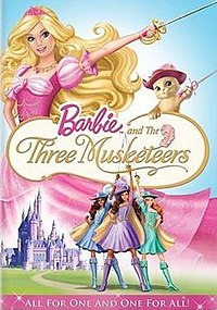 Barbie and the Three Musketeers Gallery