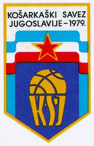 Yugoslavia national basketball team - Image: Basketball Federation of Yugoslavia
