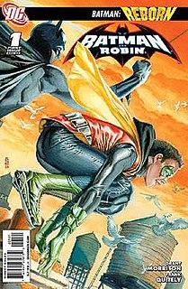<i>Batman and Robin</i> (comic book)
