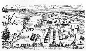 Battle of Wood Lake - The Battle of Wood Lake, Minnesota