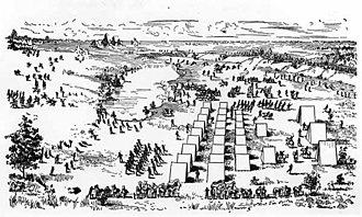 Battle of Wood Lake - The Battle of Wood Lake, Minnesota
