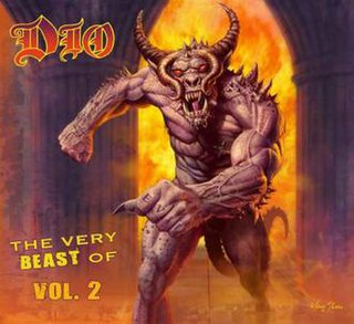 <i>The Very Beast of Dio Vol. 2</i> 2012 greatest hits album by Dio