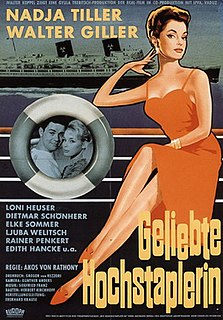 <i>Beloved Impostor</i> (1961 film) 1961 film