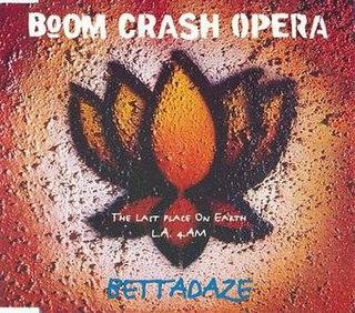 Bettadaze 1992 single by Boom Crash Opera