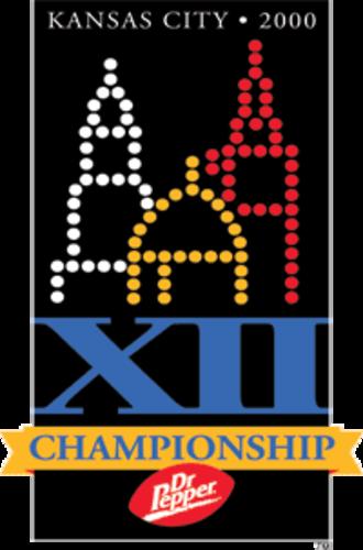 2000 Big 12 Championship Game - Image: Big 12Champ Game 2000logo