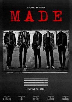 Bigbang Made World Tour Wiki