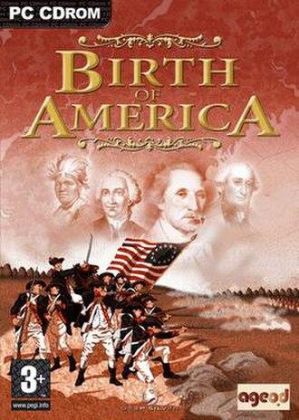 Birth of America - Image: Birth of America