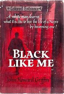 <i>Black Like Me</i> book by John Howard Griffin