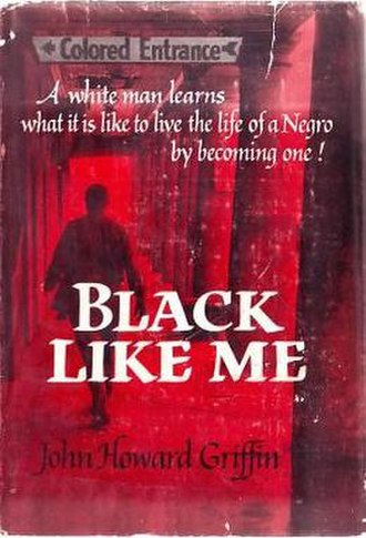 Black Like Me - First edition