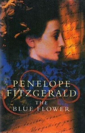 The Blue Flower - Image: Blue Flower, Penelope Fitzgerald, cover